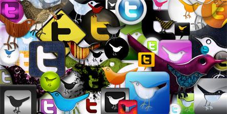 53 Brand New Twitter Icons Gratuit: Liste dicones pour médias sociaux