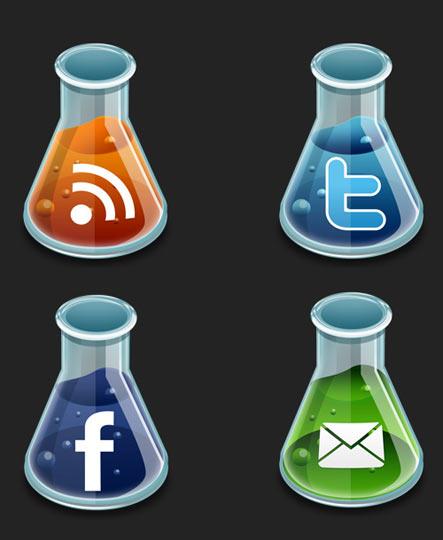 by iconshock social media Gratuit: Liste dicones pour médias sociaux